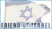 I'm a Proud Friend of Israel!  Are you?
