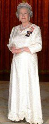 Her Majesty Elizabeth II by the Grace of God of New Zealand and of Her Realms and Territories Beyond the Seas Queen, Defender of the Faith, Head of the Commonwealth
